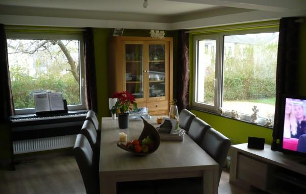 Salle à manger, mobilier, décoration, Virton, Province Luxembourg, Belgique