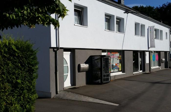 Rénovation appartements et commerces à Habay-La-Neuve